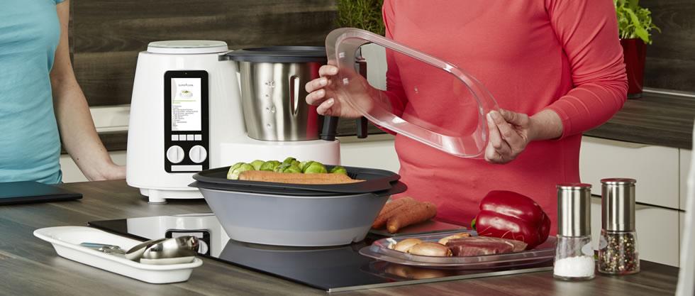 Supercook - Robot per cucinare ...